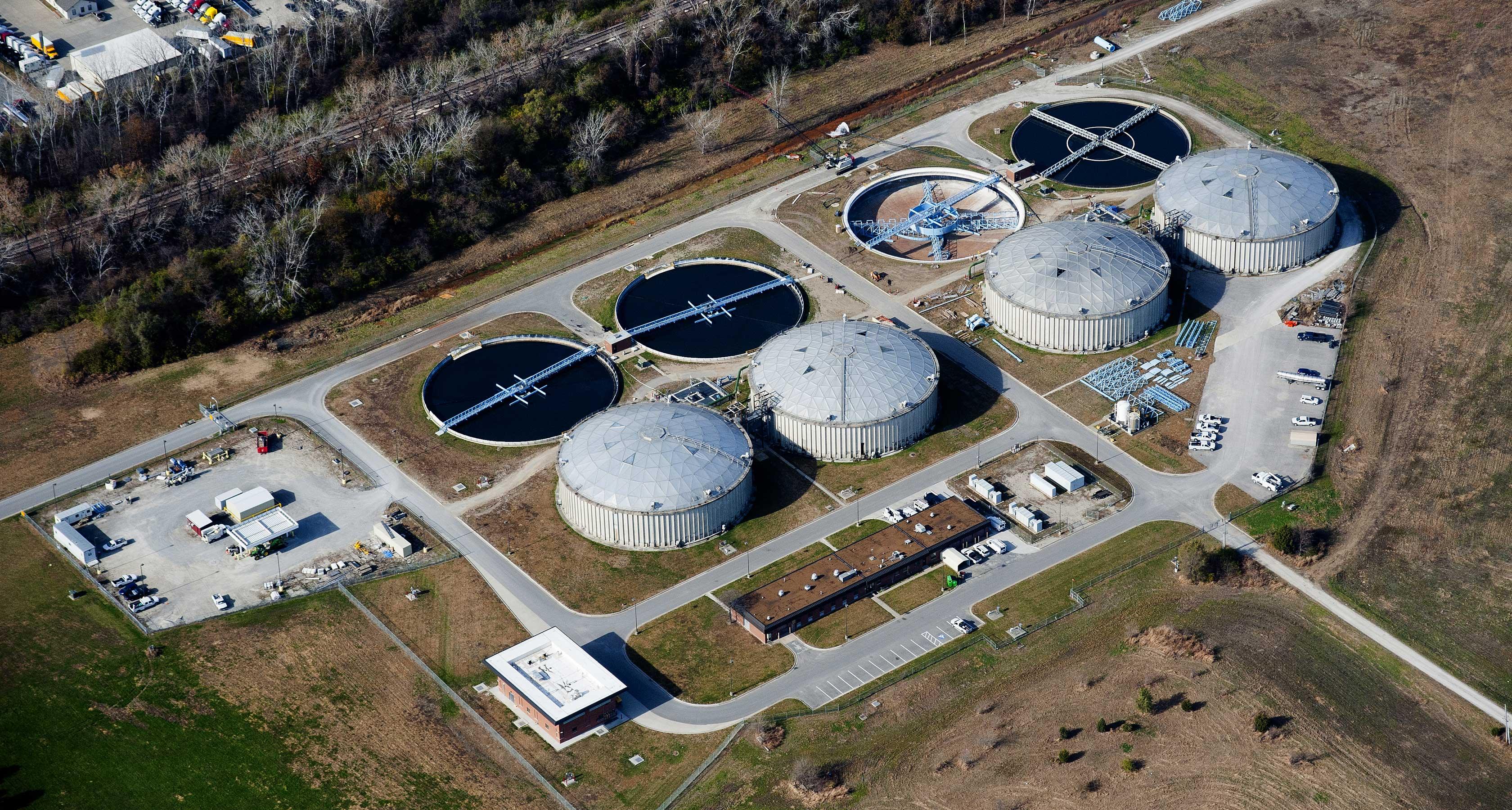 Blue River Biosolids Facility