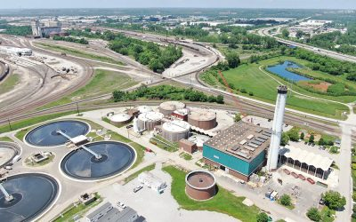 Out with the old, in with the new: Blue River Wastewater Treatment plant to use innovative new technology